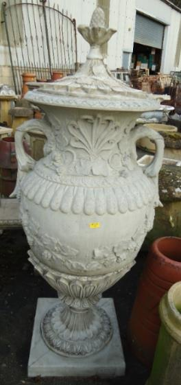 19th Century Portuguese Storage Jar