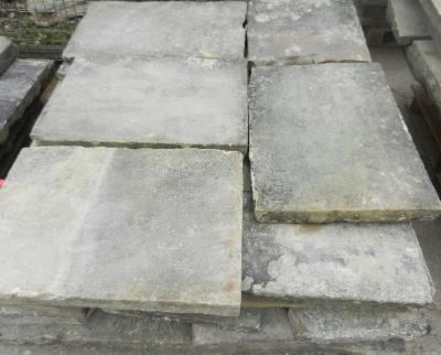 Reclaimed York Paving Stones
